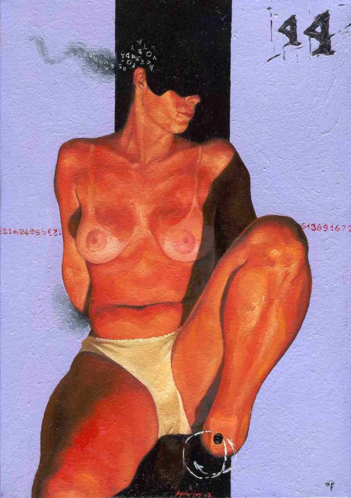 #44, óleo s/tela, 19x27cm, 2002, anderson
